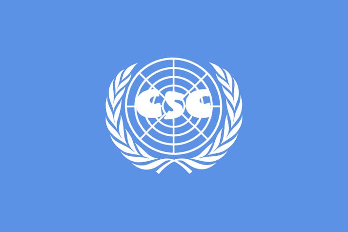 Bandera de la ORU